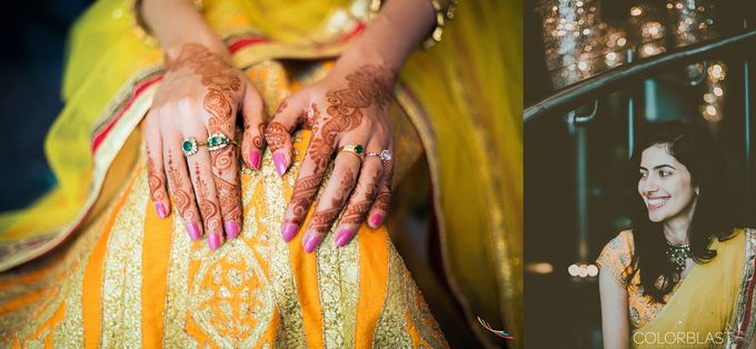 Potraits by ColorBlast Weddings - 022