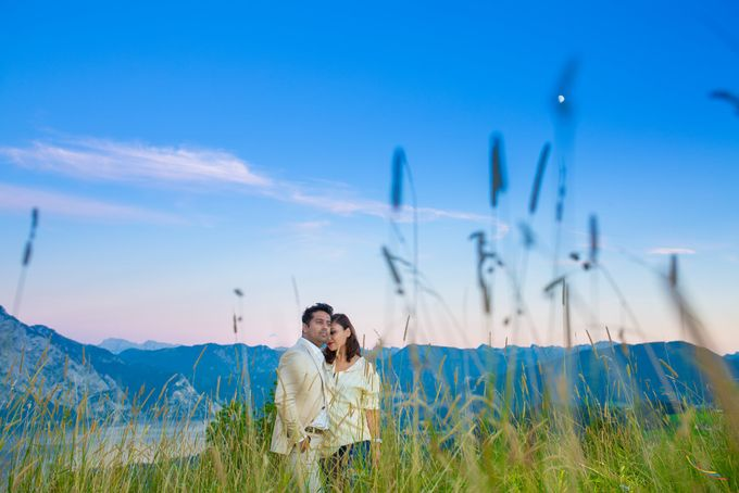 Engagement Session by ColorBlast Weddings - 002