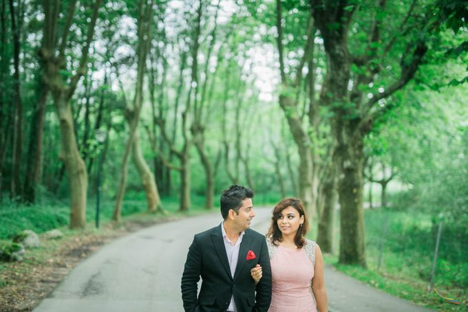 Engagement Session by ColorBlast Weddings - 012