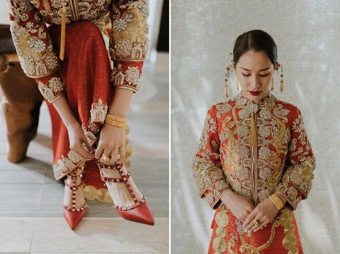 Sijia & Hang   Wedding by Valerian Photo - 003