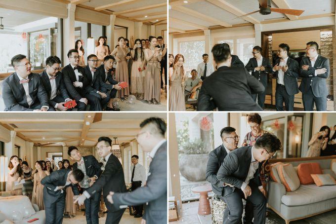 Sijia & Hang   Wedding by Valerian Photo - 012