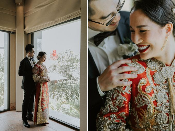 Sijia & Hang   Wedding by Valerian Photo - 014