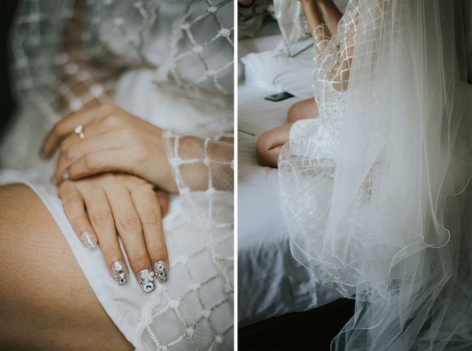 Inggrid & Claudio | Wedding by Valerian Photo - 002