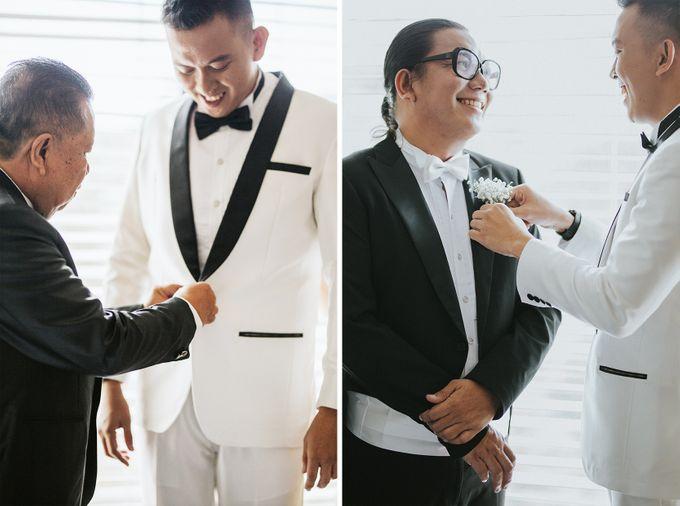 Inggrid & Claudio | Wedding by Valerian Photo - 012