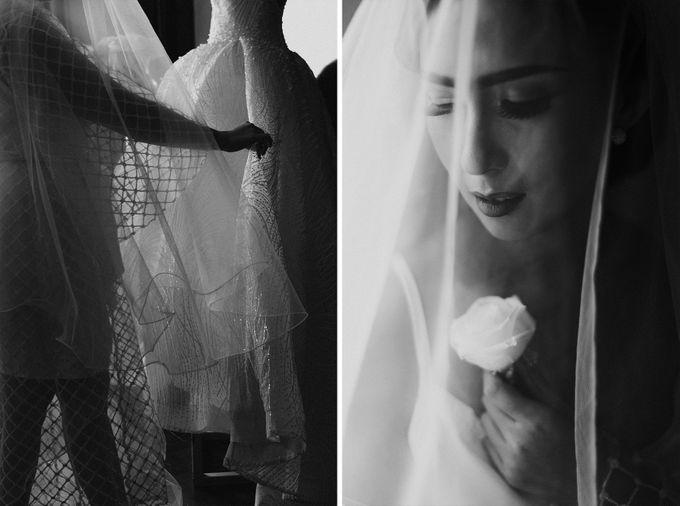 Inggrid & Claudio | Wedding by Valerian Photo - 003