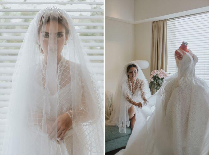 Inggrid & Claudio | Wedding by Valerian Photo - 004