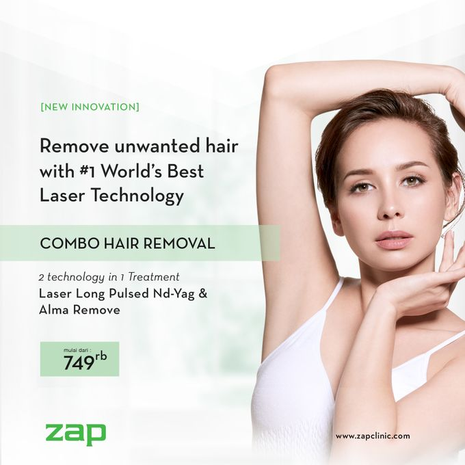Hair Removal by ZAP Clinic - 003