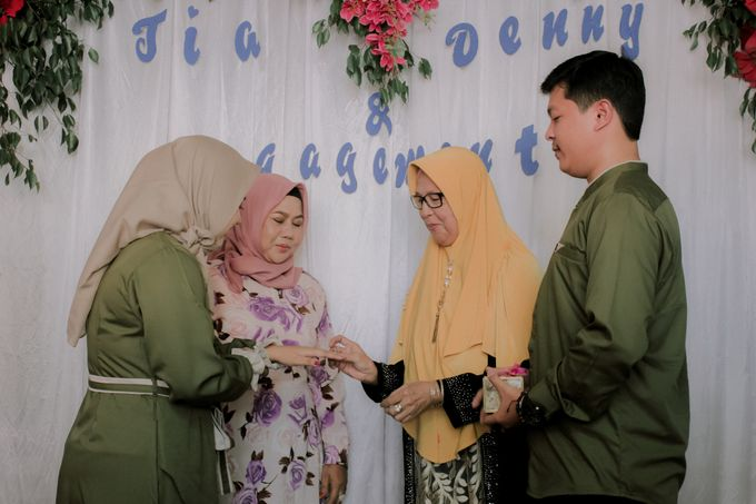 The Engagement of Denny & Tia by Fazz Project - 017