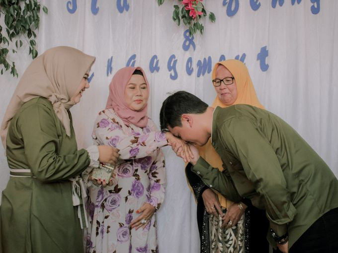 The Engagement of Denny & Tia by Fazz Project - 004