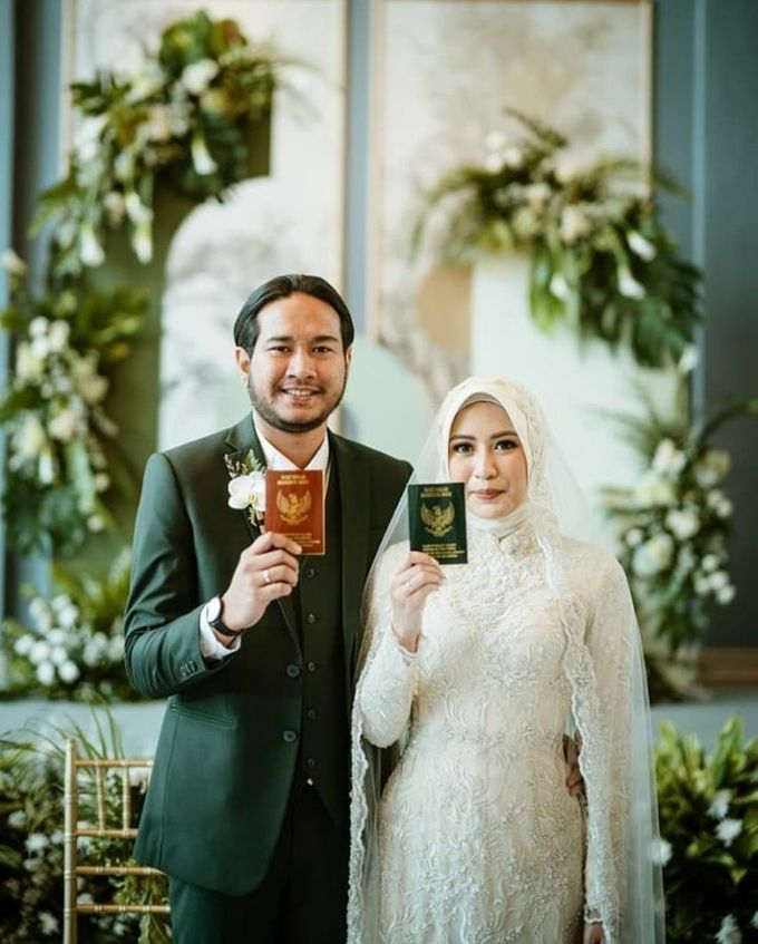 ALMIRA & GILANG by Concetta Wedding Organizer - 001