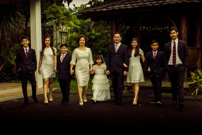 Family Portrait FK-04 by Groovy Photography - 004