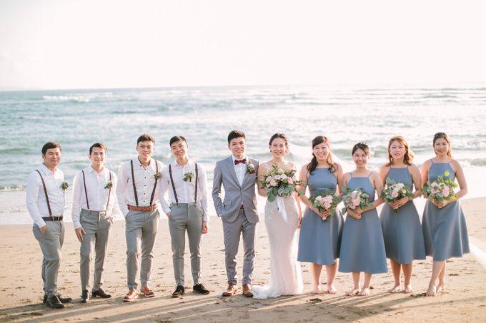 Luiz & Chu Chian by Bali Wedding Paradise - 037