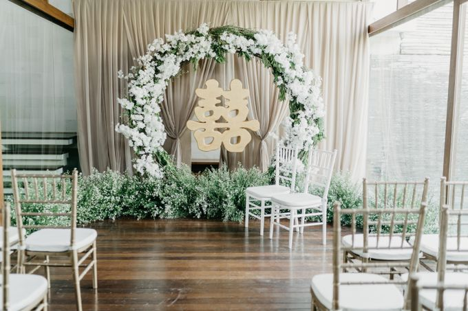 Afret & Anastasia by Butterfly Event Styling - 001