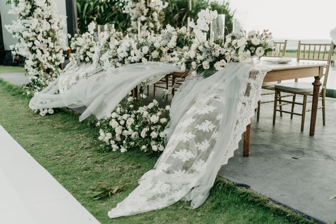 Afret & Anastasia by Butterfly Event Styling - 011