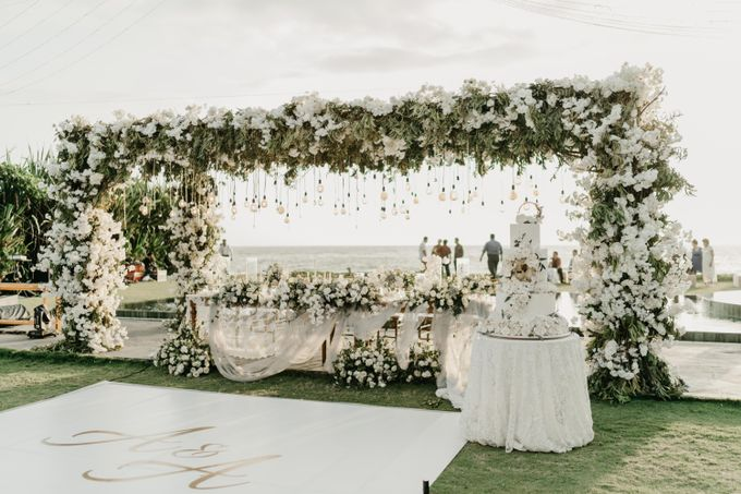 Afret & Anastasia by Butterfly Event Styling - 007