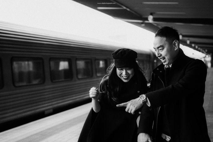 ALEX & LIA - MELBOURNE by AB Photographs - 033