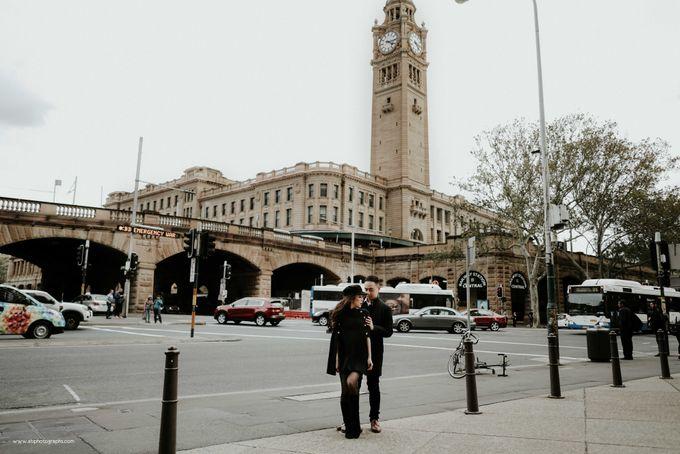 ALEX & LIA - MELBOURNE by AB Photographs - 034