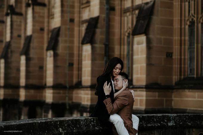 ALEX & LIA - MELBOURNE by AB Photographs - 036