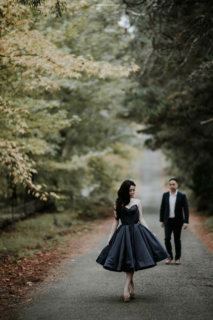 ALEX & LIA - MELBOURNE by AB Photographs - 040