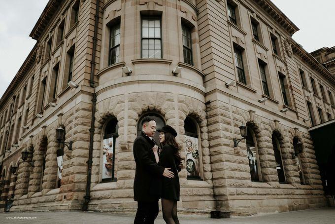 ALEX & LIA - MELBOURNE by AB Photographs - 003
