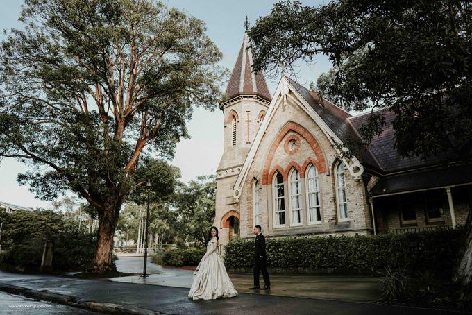 ALEX & LIA - MELBOURNE by AB Photographs - 005