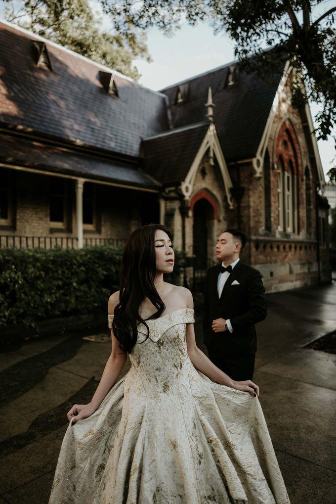 ALEX & LIA - MELBOURNE by AB Photographs - 006