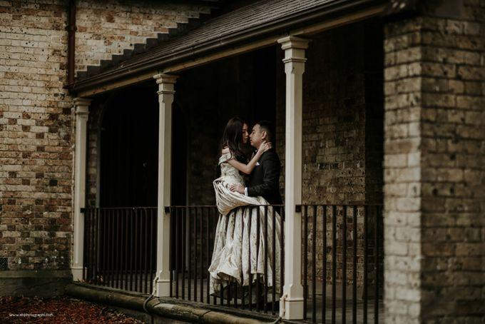 ALEX & LIA - MELBOURNE by AB Photographs - 009