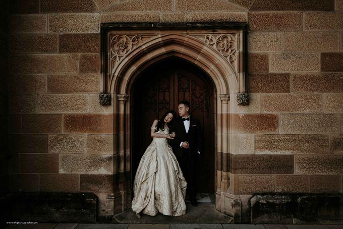 ALEX & LIA - MELBOURNE by AB Photographs - 012