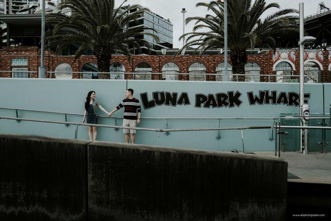 ALEX & LIA - MELBOURNE by AB Photographs - 021