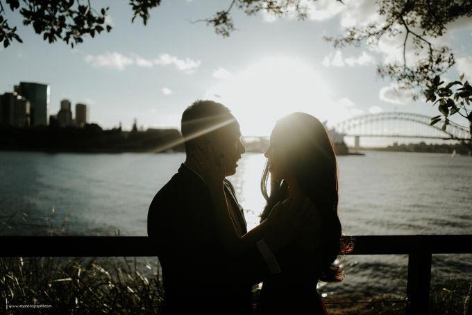 ALEX & LIA - MELBOURNE by AB Photographs - 022