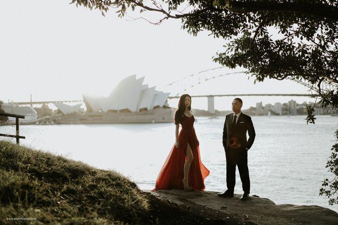 ALEX & LIA - MELBOURNE by AB Photographs - 023