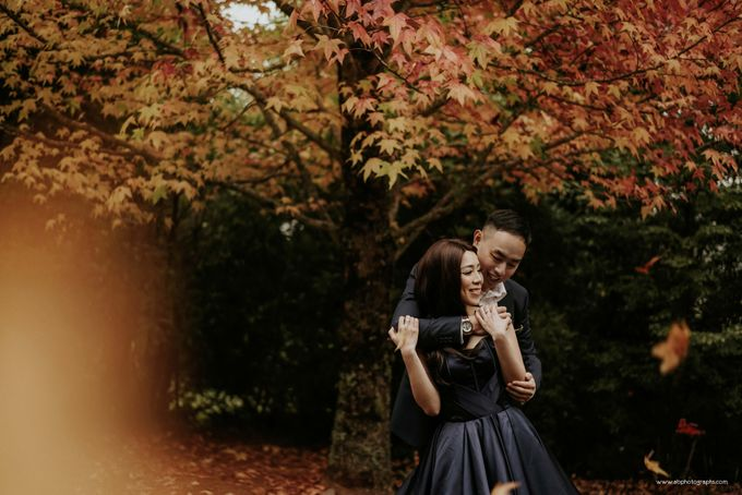 ALEX & LIA - MELBOURNE by AB Photographs - 041