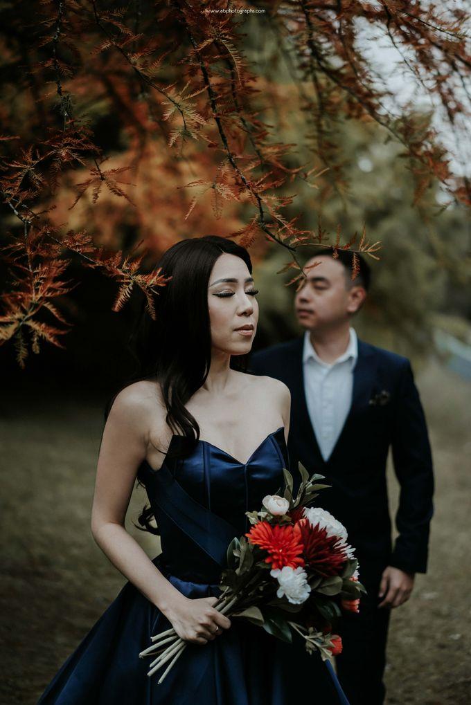 ALEX & LIA - MELBOURNE by AB Photographs - 025