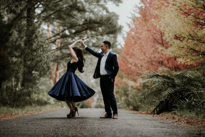 ALEX & LIA - MELBOURNE by AB Photographs - 027