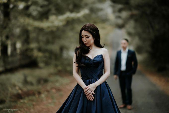 ALEX & LIA - MELBOURNE by AB Photographs - 028