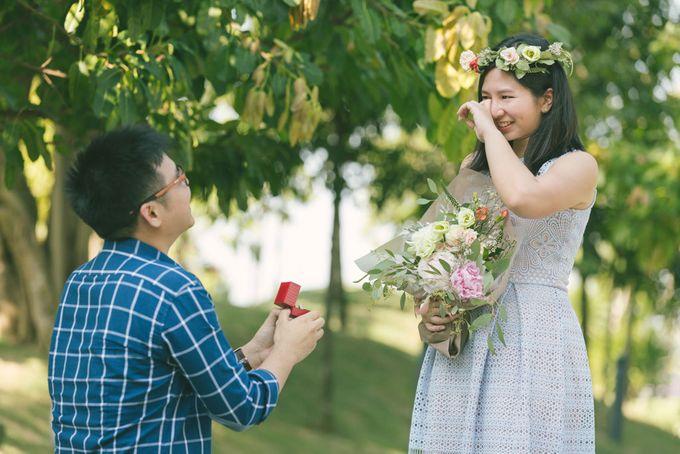 Sweet Surprise - Amelia & Andrew by Flores de Felice - 001