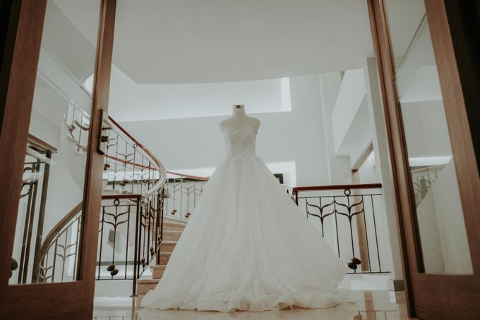 THE WEDDING OF ALVIN & VIVIAN by AB Photographs - 001