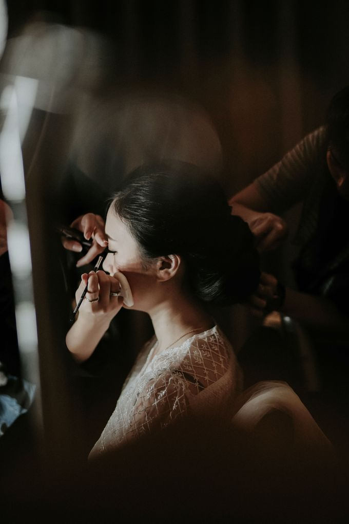 THE WEDDING OF ALVIN & VIVIAN by AB Photographs - 002