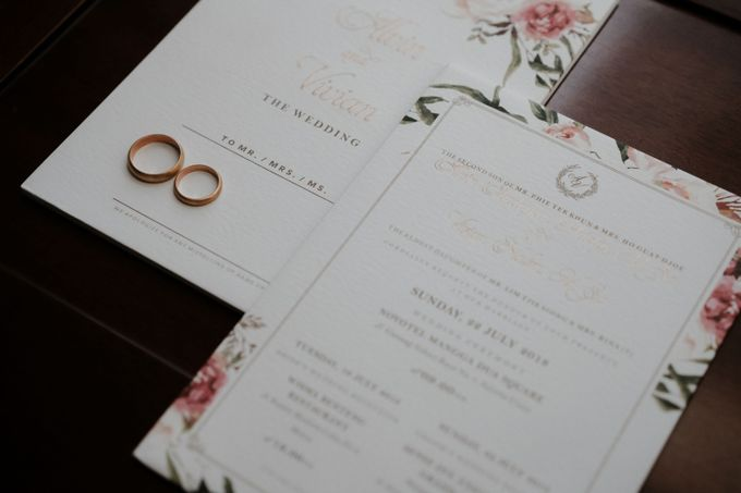 THE WEDDING OF ALVIN & VIVIAN by AB Photographs - 003