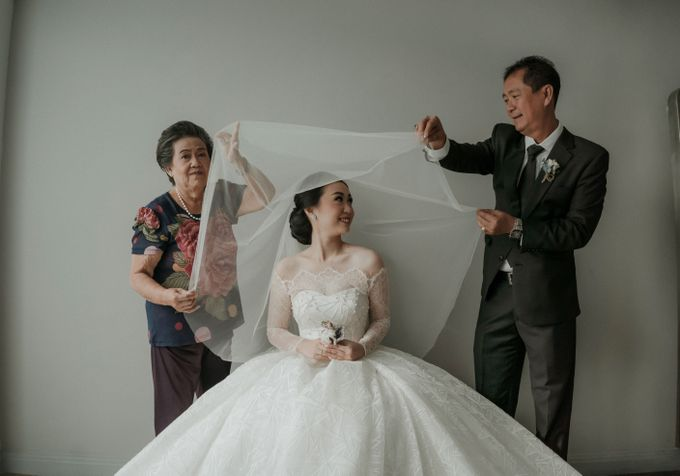 THE WEDDING OF ALVIN & VIVIAN by AB Photographs - 010