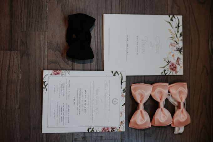 THE WEDDING OF ALVIN & VIVIAN by AB Photographs - 016