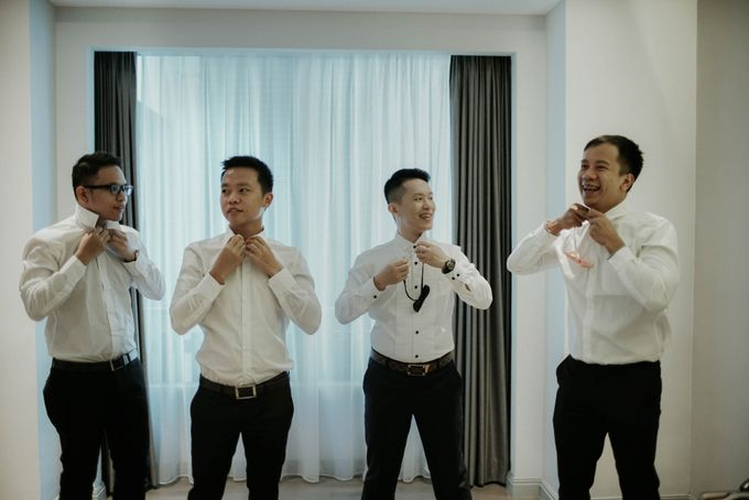 THE WEDDING OF ALVIN & VIVIAN by AB Photographs - 017