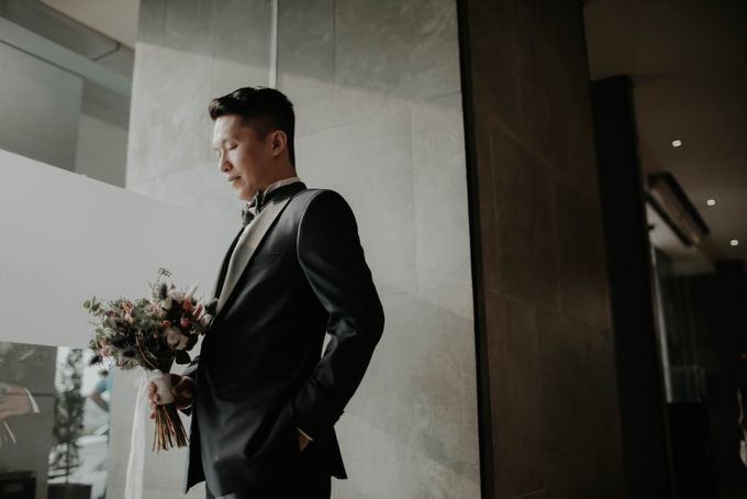 THE WEDDING OF ALVIN & VIVIAN by AB Photographs - 020
