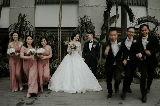 THE WEDDING OF ALVIN & VIVIAN by AB Photographs - 026