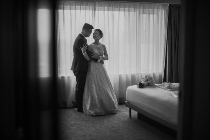 THE WEDDING OF BEN & DERRY by AB Photographs - 028