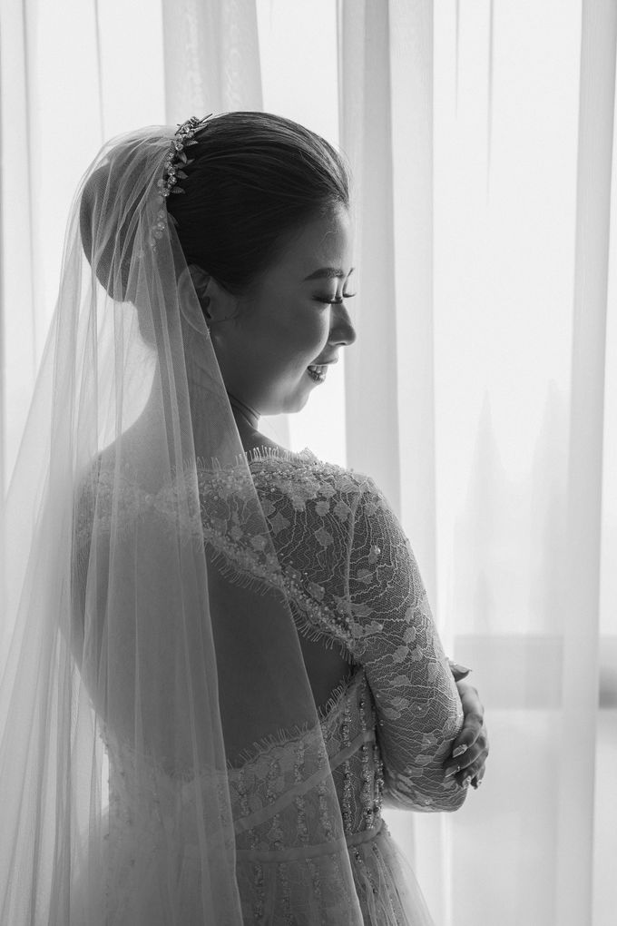 THE WEDDING OF BEN & DERRY by AB Photographs - 011