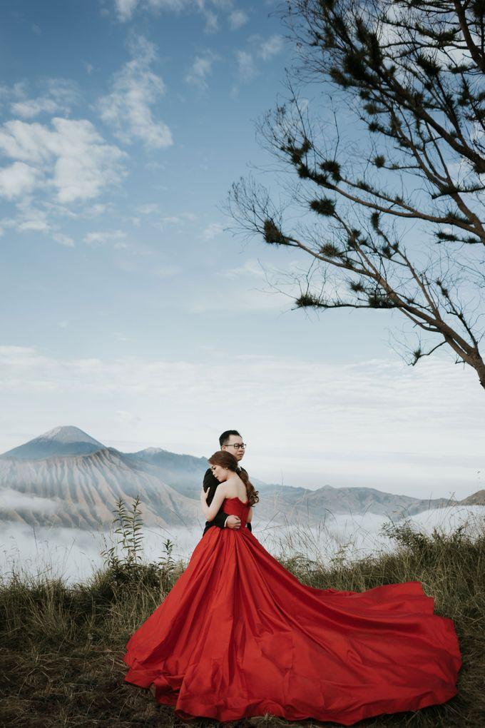 YOGI & MERRY - BROMO by AB Photographs - 006