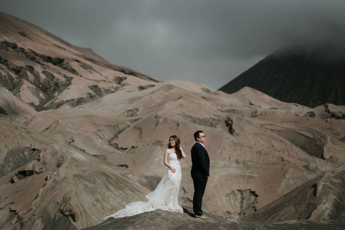 YOGI & MERRY - BROMO by AB Photographs - 007
