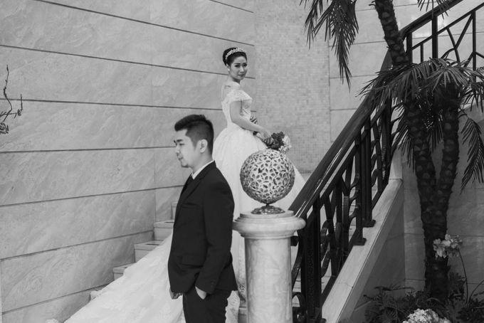 THE WEDDING OF DANIEL & METTA by AB Photographs - 027
