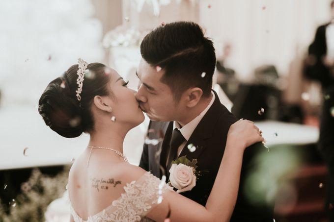 THE WEDDING OF DANIEL & METTA by AB Photographs - 033
